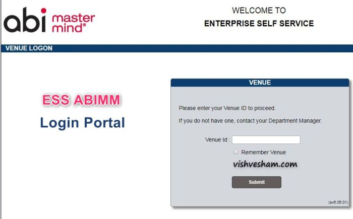 abimm employee login