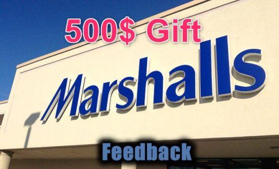 MarshallsFeedback